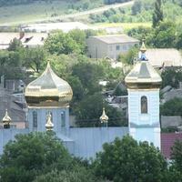 Доманёвка храм св. Александра Невского