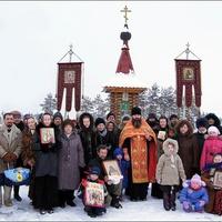Часовня в честь святой великомученицы Варвары