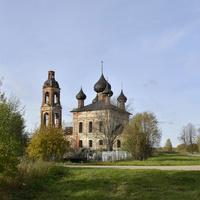 Церковь Николая Чудотворца в Новых Липках