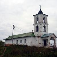 Горицы. Введенская церковь