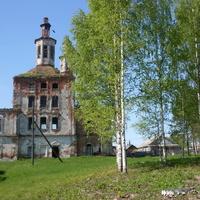 Церковь Илии Пророка в Спас-Ямщиках