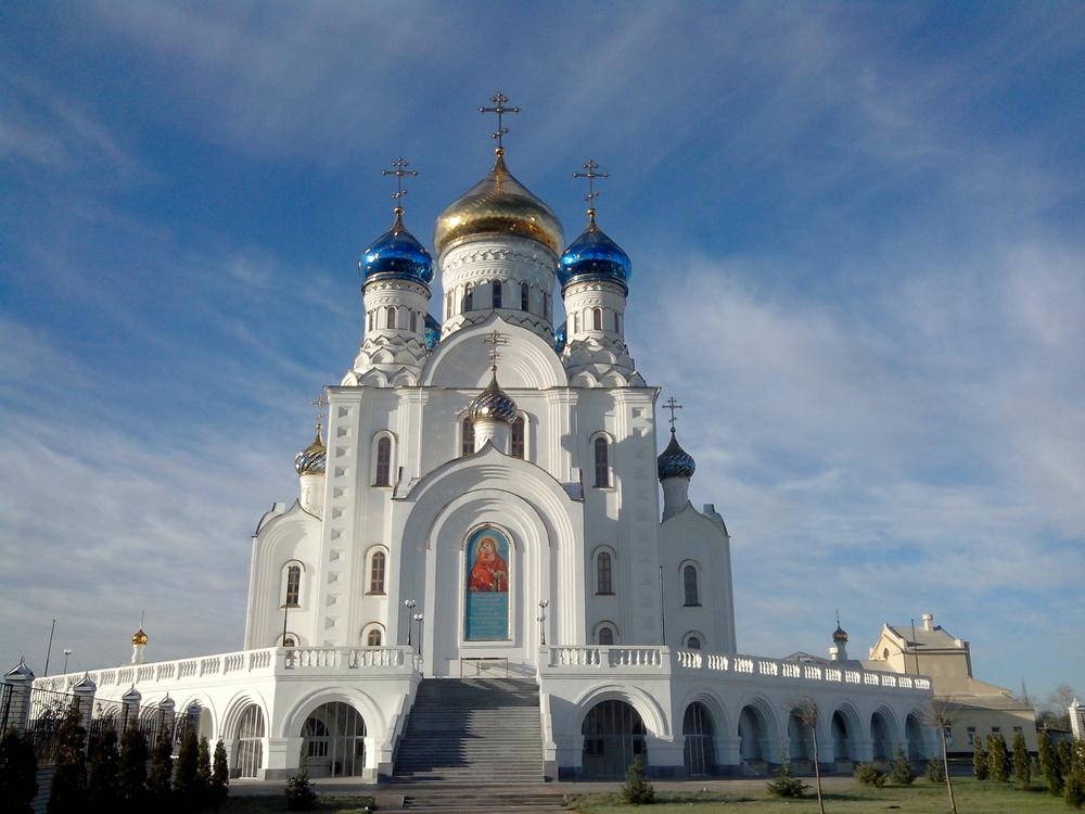 храм владимирской иконы божией матери: