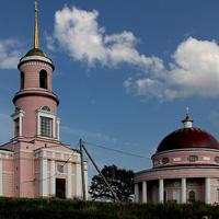 Церкви Митрофана Воронежского и Автонома