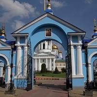 Рождество - Богородицкий мужской монастырь. Врата