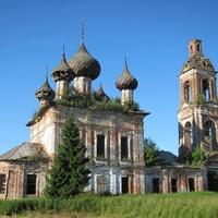 Николая Мирликийского церковь