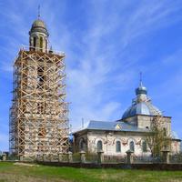 Церковь Илии Пророка. Малое Ильинское.