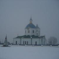 Церковь Иконы Божией Матери Казанская в Новотолучеево