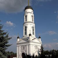 Задонский Свято-Тихоновский Преображенский женский монастырь. Колокольня