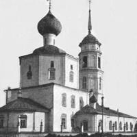 Во имя святого Василия Севастийского церковь
