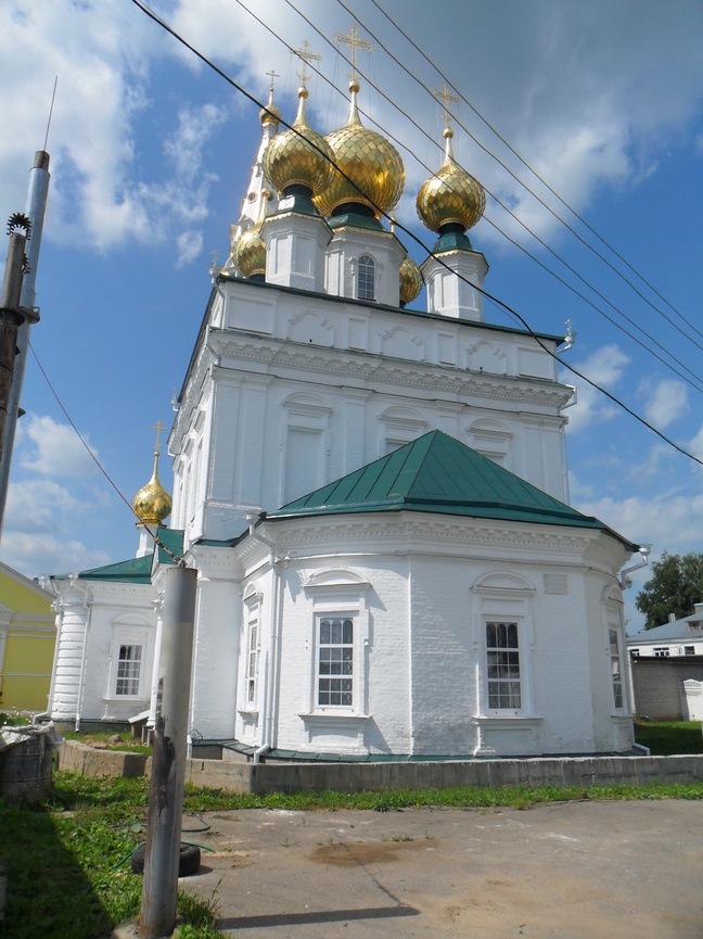 церковь на дому