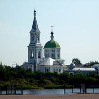 Церковь великомученицы Екатерины