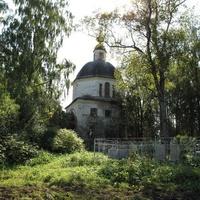 Храм Покрова Пресвятой Богородицы в Нижнем Чужбое