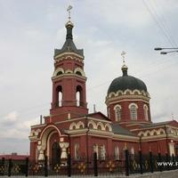 Свято-Никольская церковь