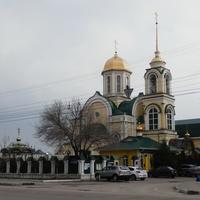 Андрея Первозванного церковь