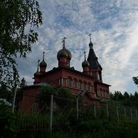Храм Покрова Пресвятыя Богородицы