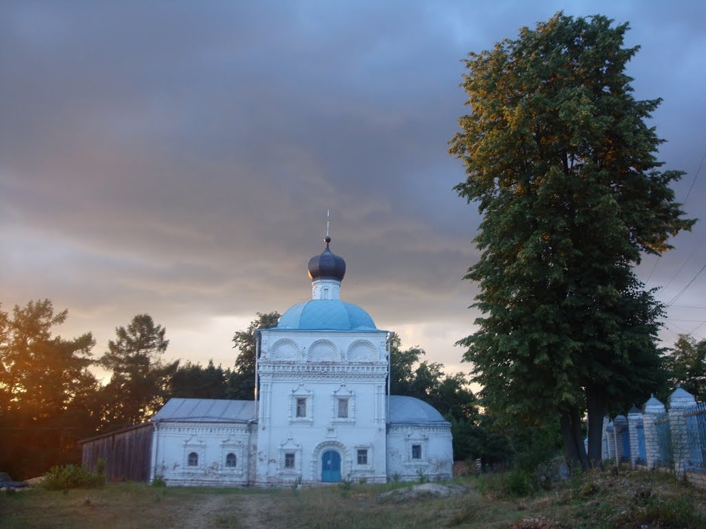 Фото города яранска