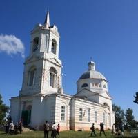 Смоленской иконы Божией Матери храм