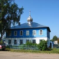 Молельный дом в селе Медяны, построен в 1914 г.
