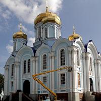 Рождество - Богородицкий мужской монастырь. Собор