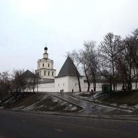 Андроников Спаса Нерукотворного монастырь