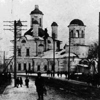 Церковь Спаса Преображения на Болоте