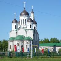 Покрова Пресвятой Богородицы старообрядческая церковь.