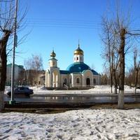 Во имя святой блаженной Ксении Петербургской церковь