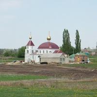 Храм святителя Николая  в Ломово