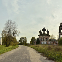 Никольская церковь села Бардаково (Новые Липки).