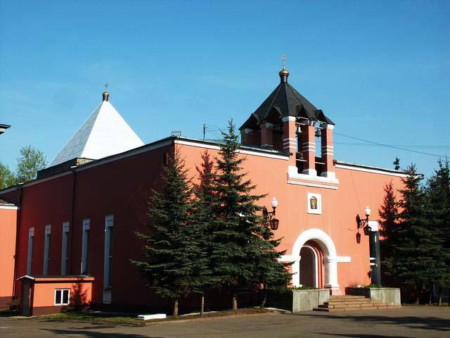 монастырь фото свято-донской