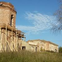 реставрация Троицкой церкви 2015 г.