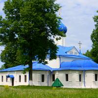Федоровский монастырь. Введенская церковь.