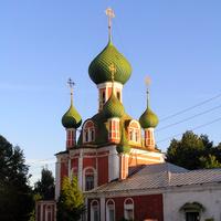 Собор Владимирской иконы Божией Матери Сретения (Владимирский).