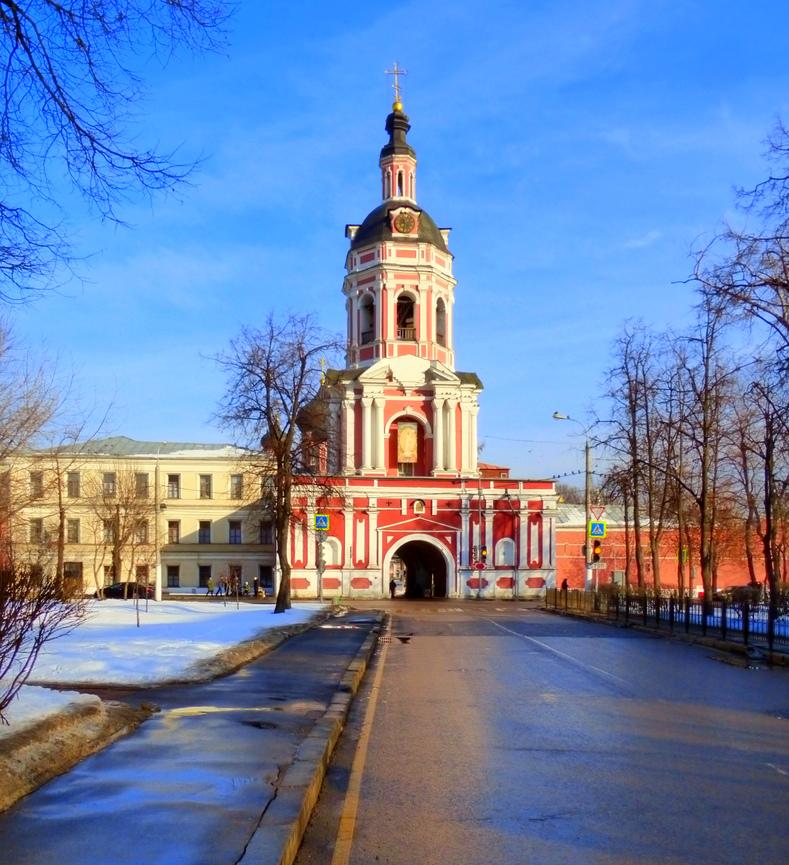 фото свято-донской монастырь
