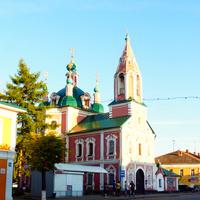 Церковь Симеона Столпника.