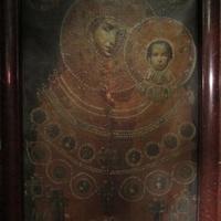 Копия Лорецкой иконы Божией Матери