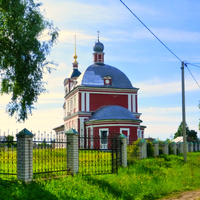 Церковь Спаса Преображения.