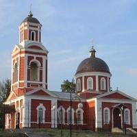 Свято-Михайловский храм, Чураево