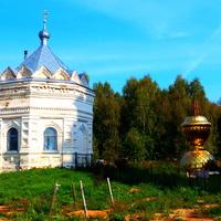 Александро-Невская часовня.