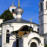 Никитский монастырь. Часовня-столп.