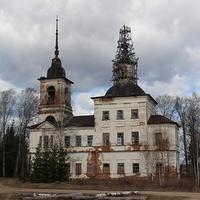 Церковь Спаса Всемилостивого на Боровине