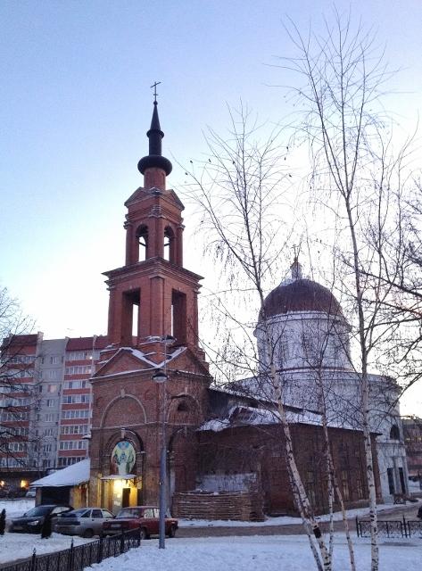 Петропавловский собор в Туле