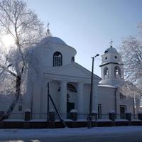 Свято - Троицкая церковь.