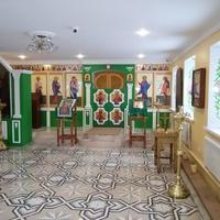 Интерьер молельного дома с. Медяны