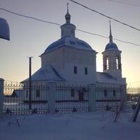 Церковь Рождества Пресвятой Богородицы в Тимашово