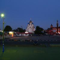Иконы Божией Матери Владимирская храм.