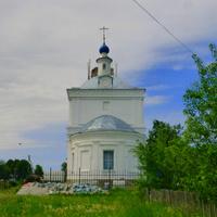 Церковь Смоленской иконы Божией Матери.