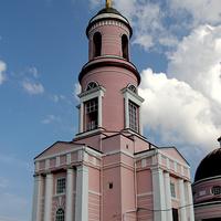 Церковь Митрофана Воронежского