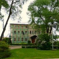 Церковь Сергия Радонежского.
