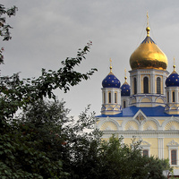 Вознесенский собор. Купола